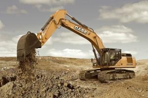 Case Excavator Parts