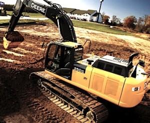 John Deere Excavator Parts