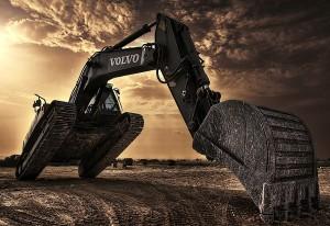 Volvo Excavator Parts